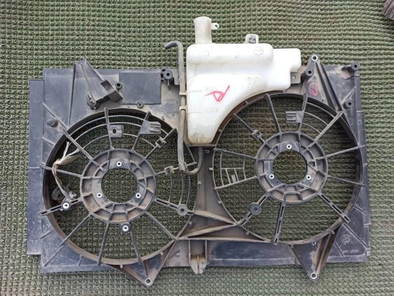 Диффузор Mazda Mpv LY3P L3VE 2006