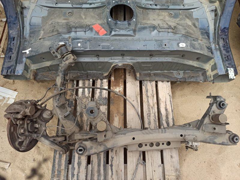 Балка подвески Toyota Avensis AZT251 2AZ-FSE 2007 задняя