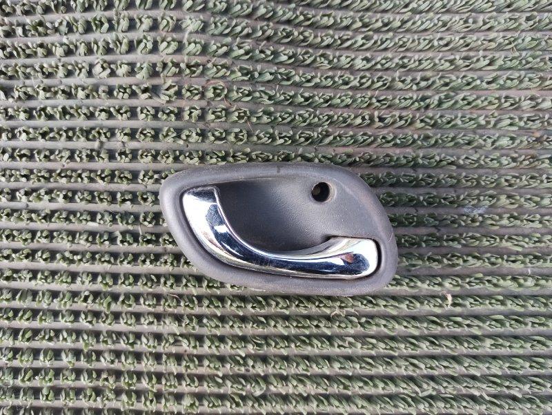 Ручка двери внутренняя Suzuki Swift HT51S M13A 2000 задняя правая