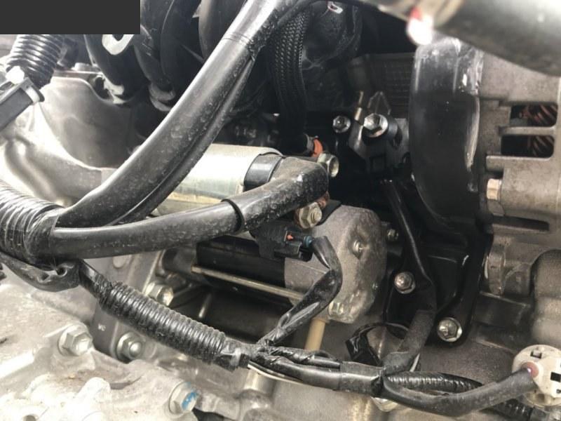 Стартер Mazda Flair MJ34S R06A
