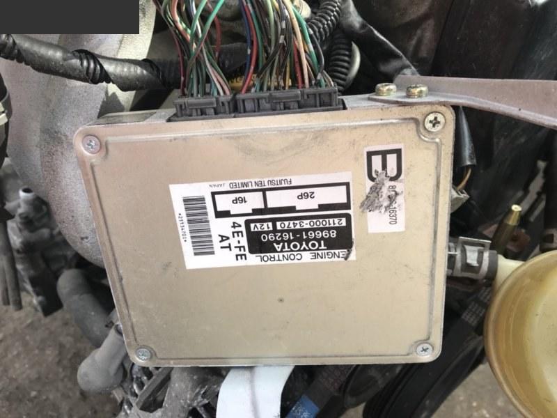 Блок управления двс Toyota Tercel EL51 4E-FE