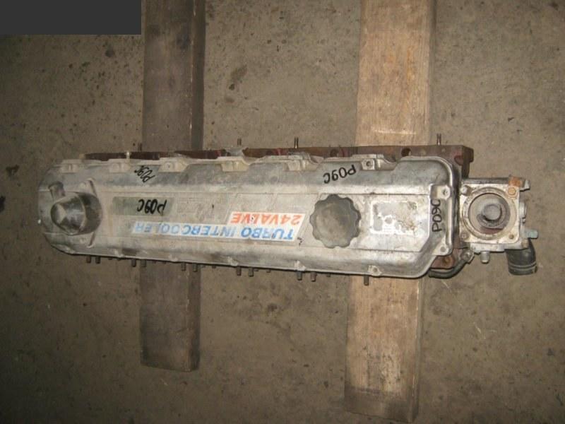 Головка блока цилиндров Hino P09CT
