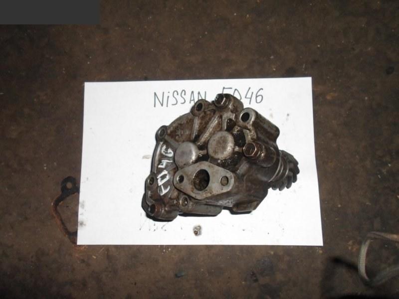 Насос масляный Nissan FD46