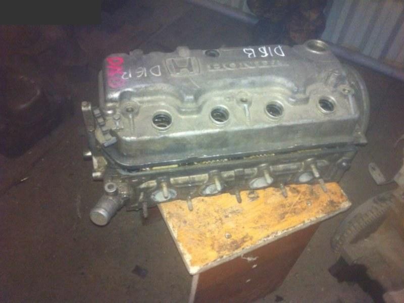 Головка блока цилиндров Honda D16B