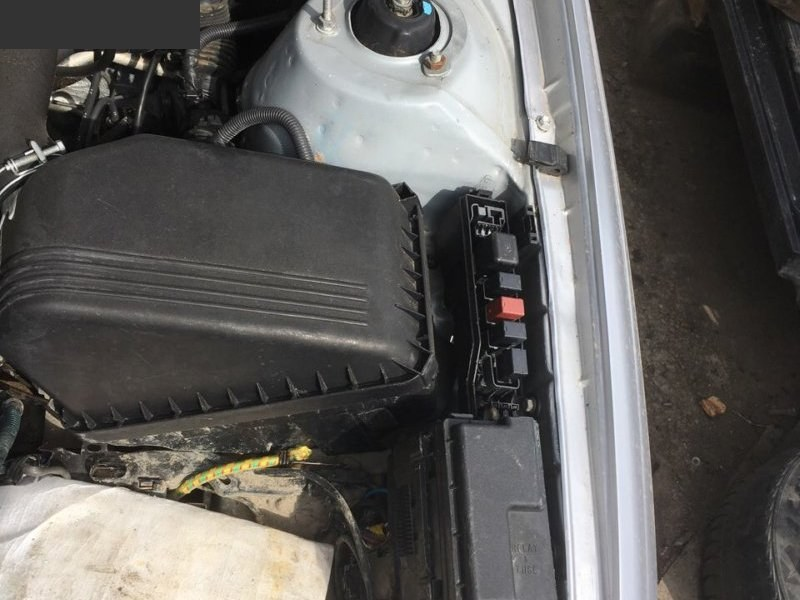 Лонжерон Toyota Camry Gracia SXV20 5S-FE левый