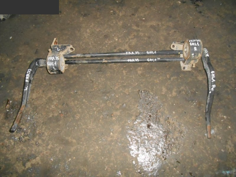 Механизм подъема кабины Isuzu Forward FRR35 6HL1 1999