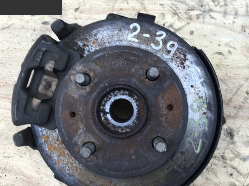 Диск тормозной Daihatsu Esse L235S KF-VE передний левый
