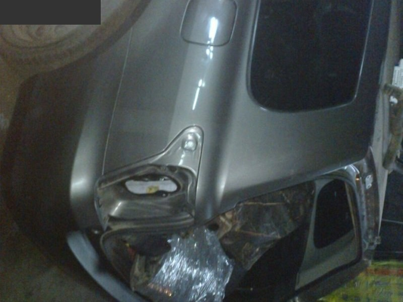 Бак топливный Toyota Corolla Fielder NZE141 1NZ-FE 2010