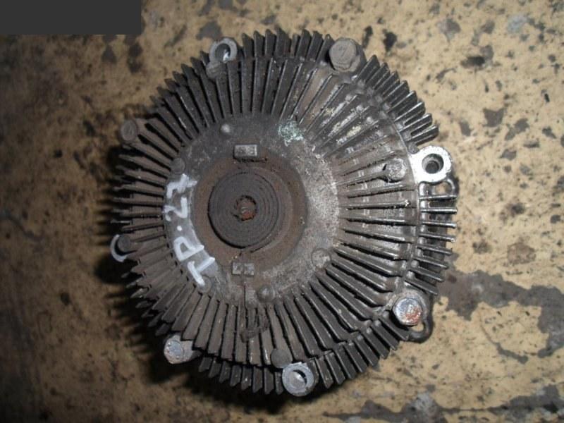 Вискомуфта вентилятора радиатора Nissan Homy TD27-T