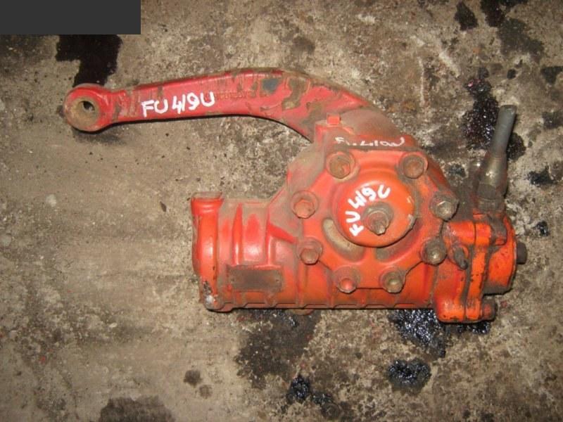 Редуктор рулевой Mitsubishi Fuso FU418U