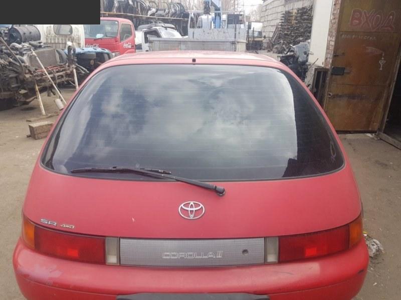 Авто на разбор Toyota Corolla Ii EL45 5E-FE 1991