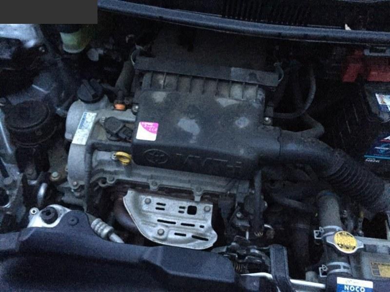 Буксировочный крюк Toyota Ractis 1NZ-FE