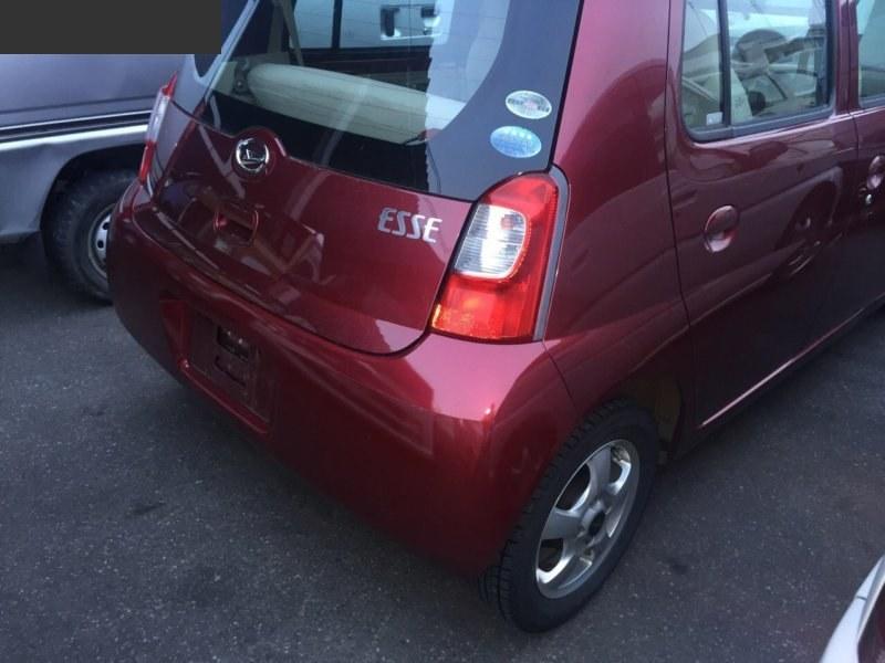 Зеркало боковое Daihatsu Esse L235S KF-VE правое