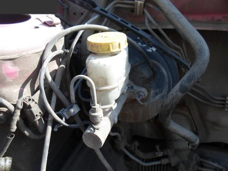Вакуумный усилитель тормоза и сцепления Nissan Pulsar FN15 GA15DE