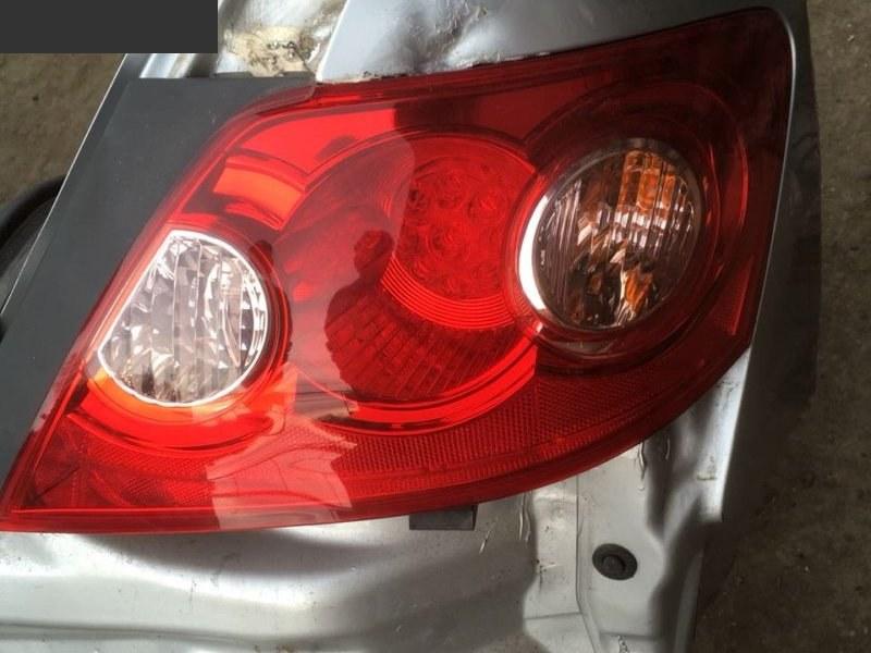 Фонарь стоп-сигнала Toyota Mark X GRX120 4GR-FSE правый