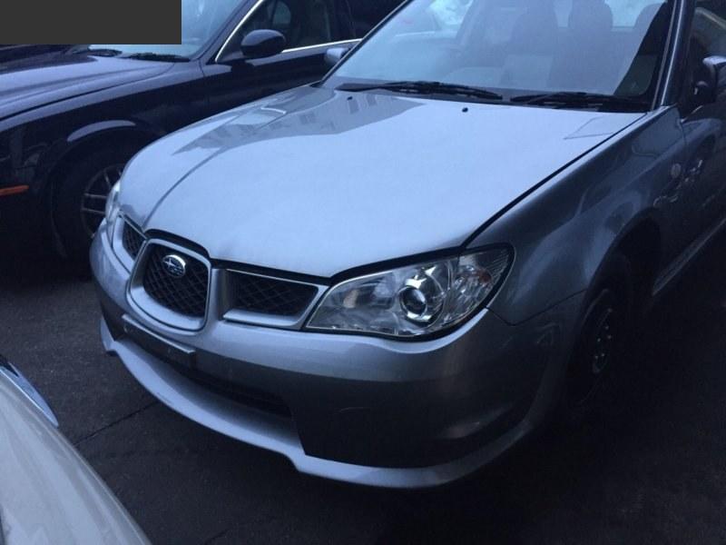 Резонатор Subaru Impreza GGC EL15