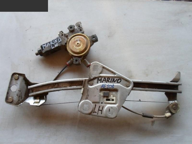Стеклоподъемник Toyota Sprinter Marino AE101 задний левый