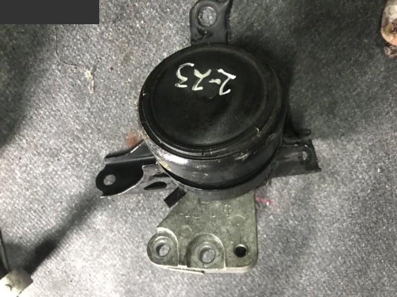 Подушка двигателя Toyota Belta KSP92 1KR-FE передняя