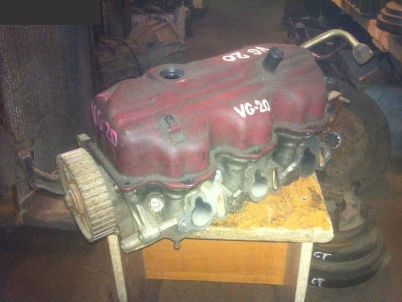 Головка блока цилиндров Nissan VG20E