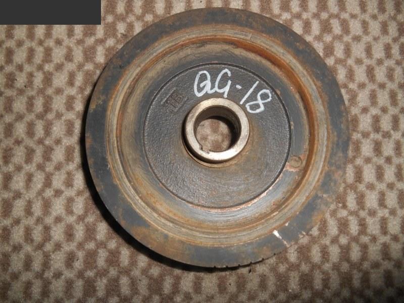 Шкив коленвала Nissan QG18DE
