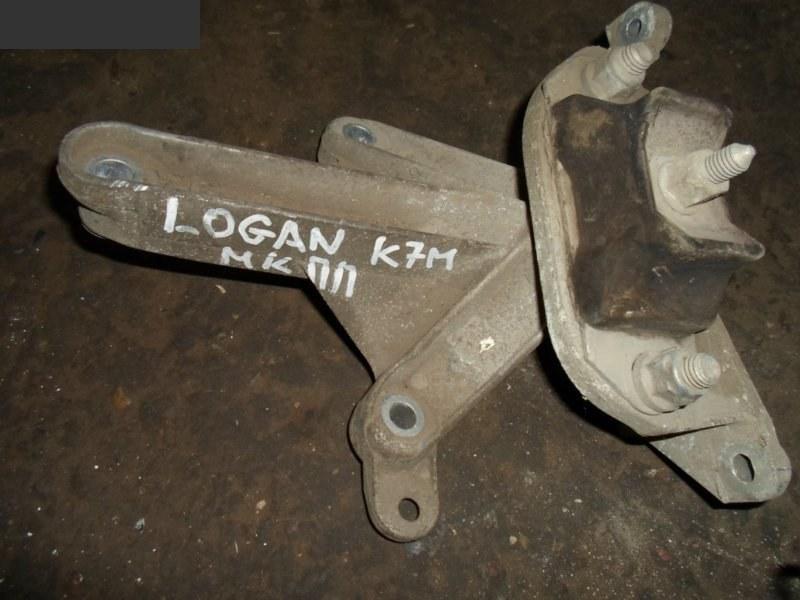 Подушка кпп Renault Logan K7M 710 2009