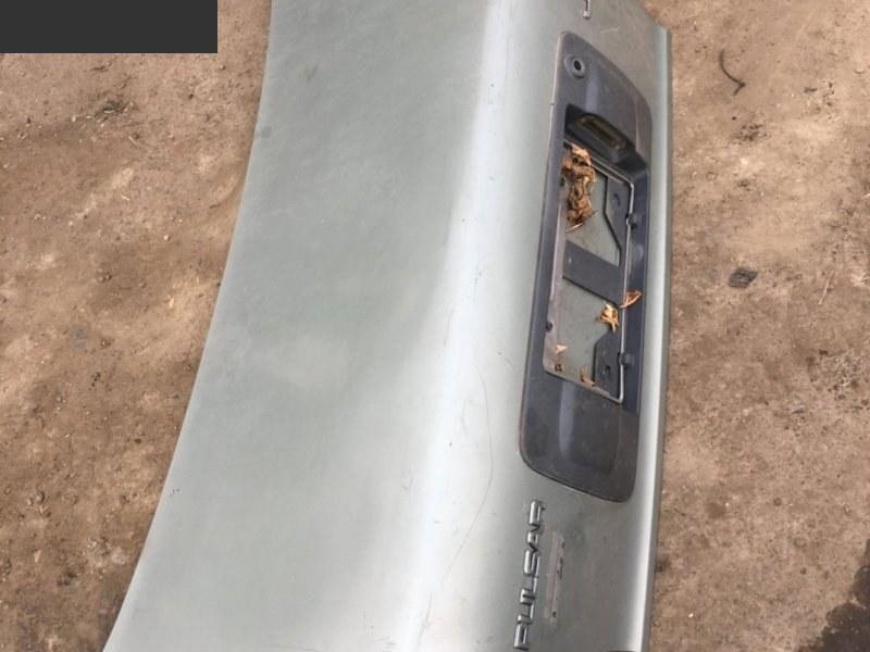 Крышка багажника Nissan Pulsar N14