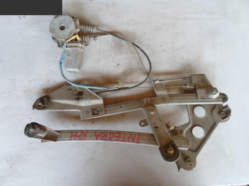 Стеклоподъемник Honda Integra задний правый