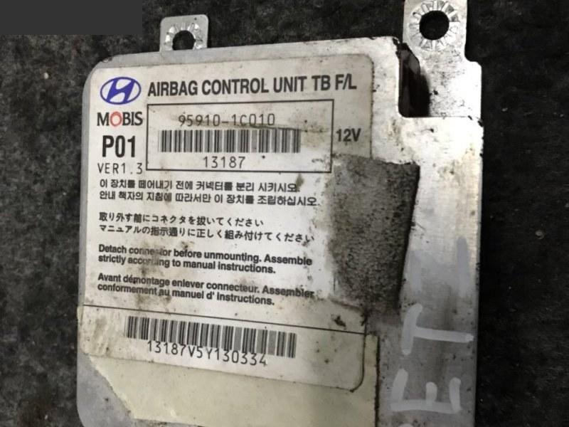 Блок управления airbag Hyundai Getz
