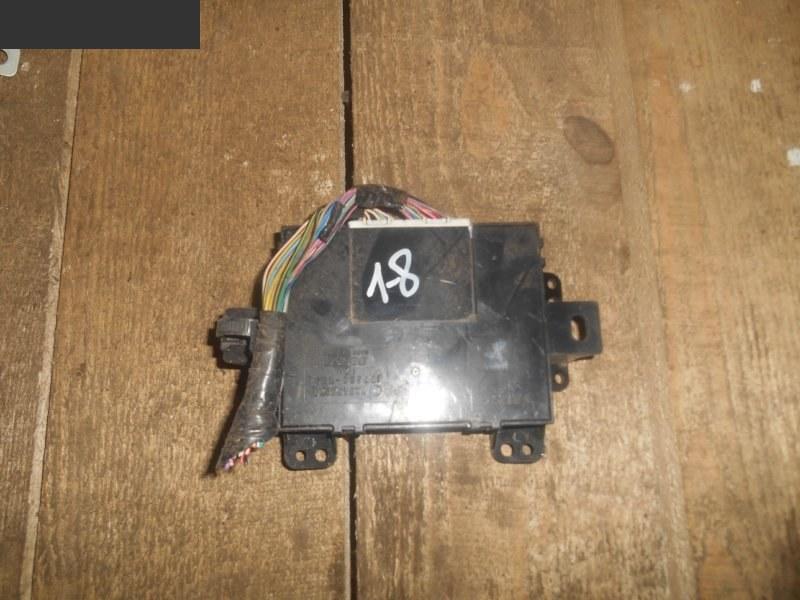 Блок управления abs Subaru Legacy BP5 EJ20