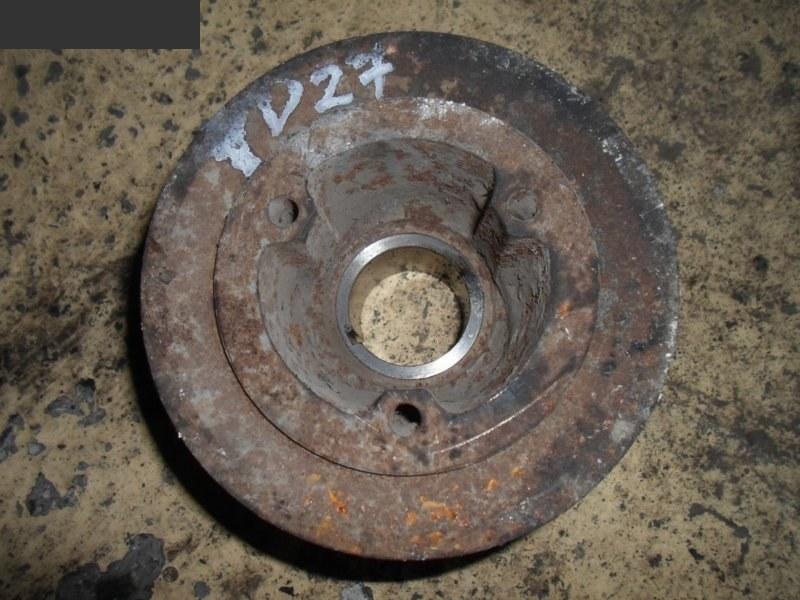 Шкив коленвала Nissan Homy TD27-T