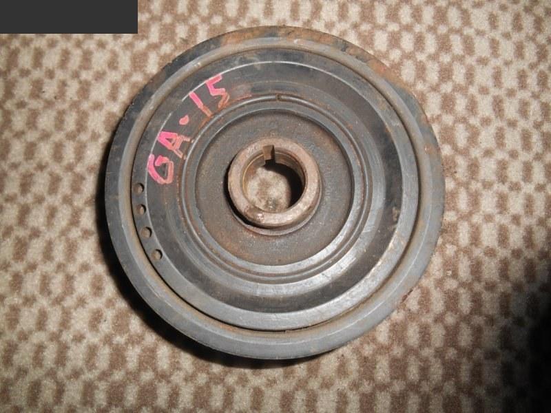 Шкив коленвала Nissan GA15DE