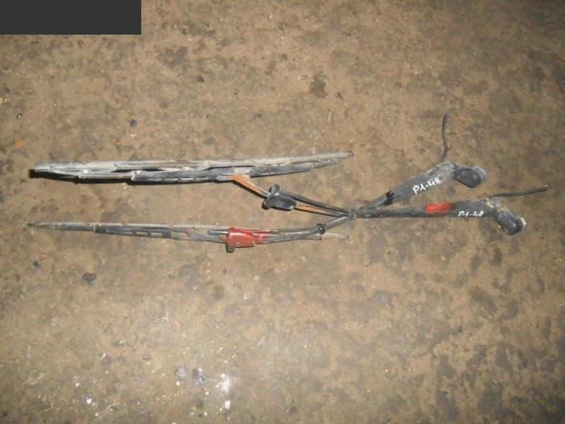Рычаг стеклоочистителя Mitsubishi Canter FD501B 4M40 левый