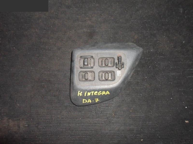 Блок управления стеклоподъемниками Honda Integra DA7