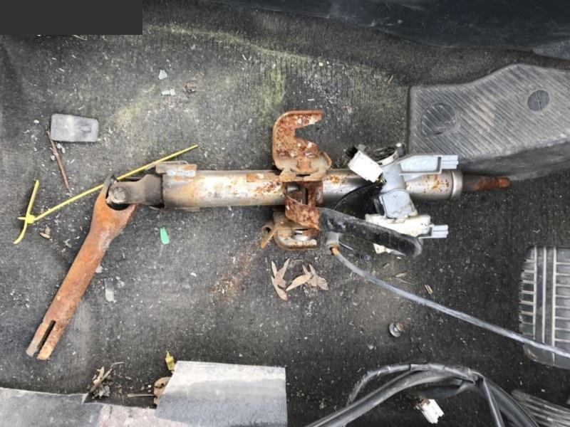 Колонка рулевая Mitsubishi Outlander CU5W 4G69