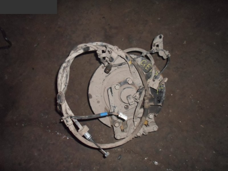 Трос ручника Hyundai Getz G4EE левый