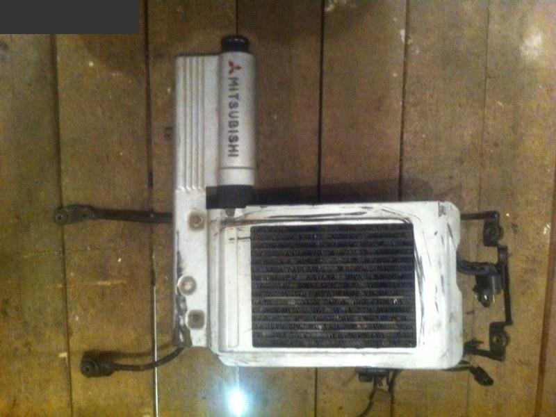 Радиатор интеркулера Mitsubishi