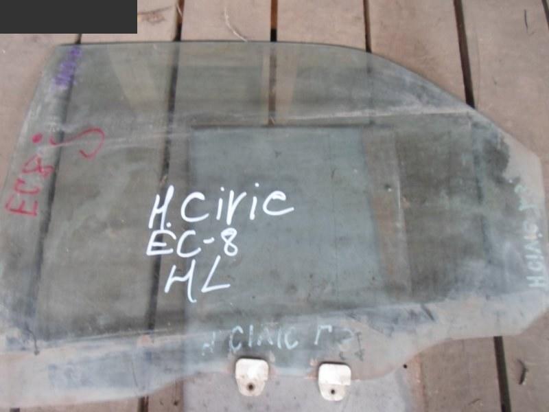 Стекло боковое Honda Civic Ferio EG8 заднее левое