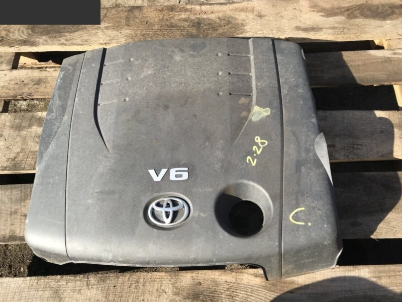 Крышка на двигатель декоративная Toyota Mark X GRX120 4GR-FSE