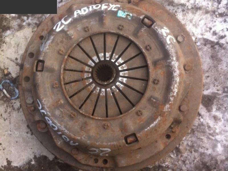 Сцепление в сборе Toyota 2C