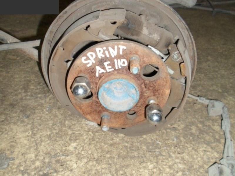 Механизм стояночного тормоза Toyota Sprinter AE110 5A-FE