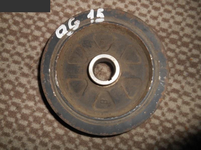 Шкив коленвала Nissan QG15DE