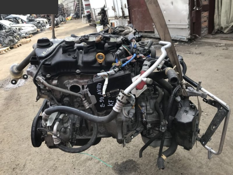 Патрубок Daihatsu Esse L235S KF-VE верхний
