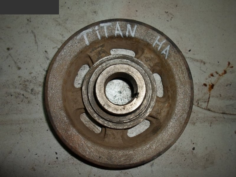 Шкив коленвала Mazda Titan HA