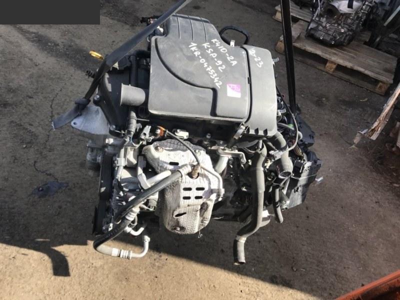 Шланг кондиционера Toyota Belta KSP92 1KR-FE