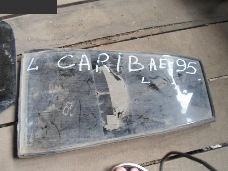 Форточка дверная Toyota Sprinter Carib AE95G задняя левая