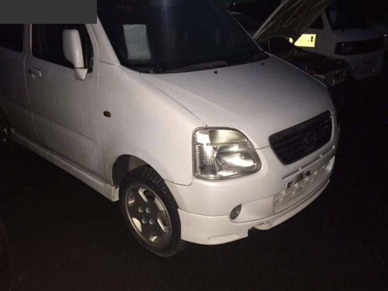 Компрессор кондиционера Suzuki Wagon R Solio MA64S K10A