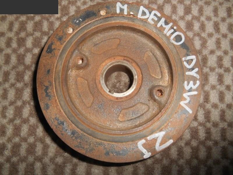 Шкив коленвала Mazda Demio DY3W ZJ-VE