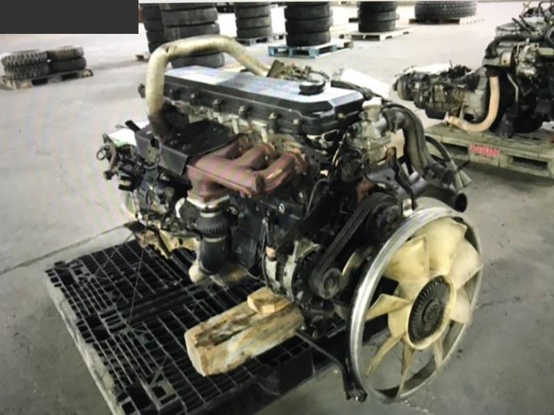 Двигатель Mitsubishi Fuso 6M61