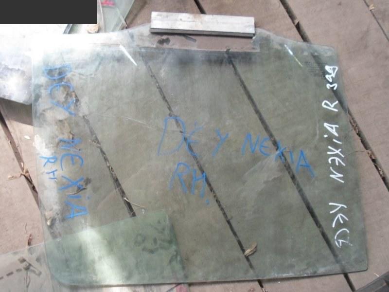 Стекло боковое Daewoo Nexia заднее правое