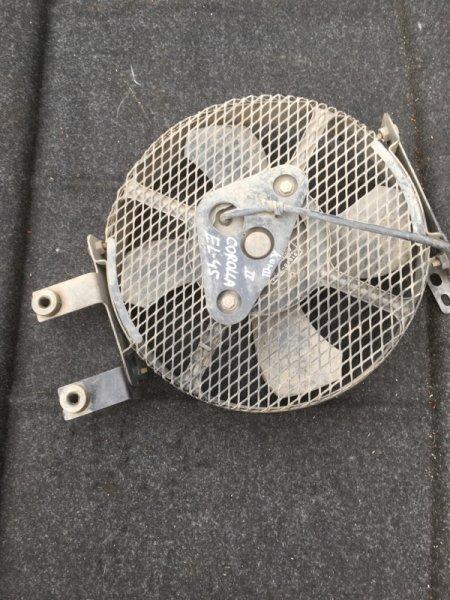 Вентилятор радиатора двигателя Toyota Corolla Ii EL45 5E-FE